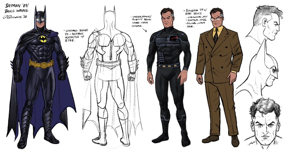 DC представила комиксы по«Супермену» и «Бэтмену» — продолжение фильмов Доннера и Бёртона 3