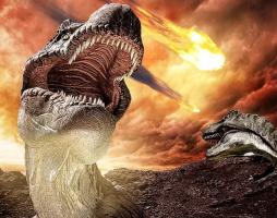 В гибели динозавров обвинили комету из облака Оорта