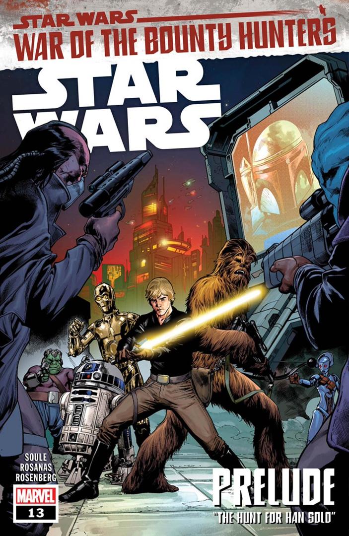 По«Звёздным войнам» выйдет комикс-кроссовер проБобу Фетта 6