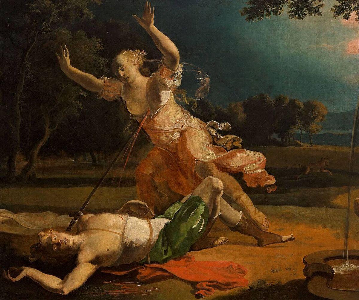 Двое изВероны. Легенда оРомео и Джульетте 4