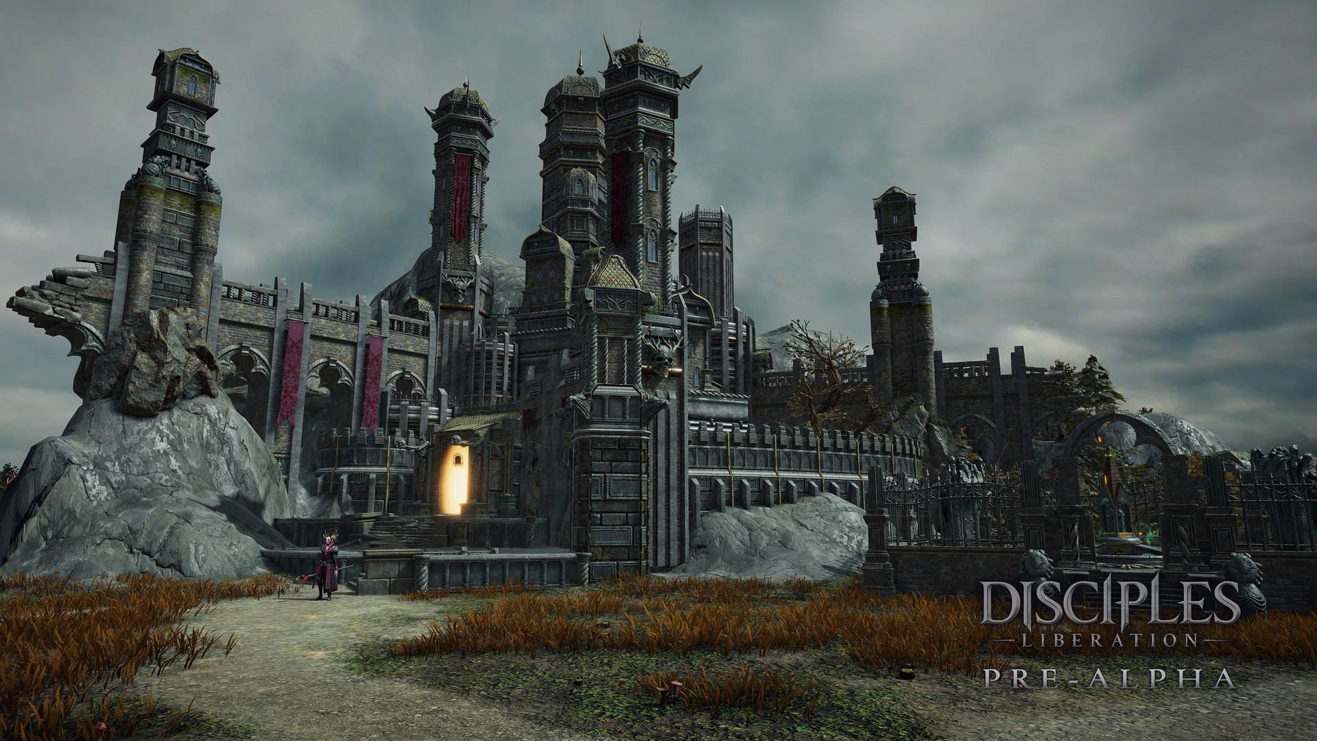 Всети появился трейлер новой Disciples. Теперь это RPG. Что? Да! 1