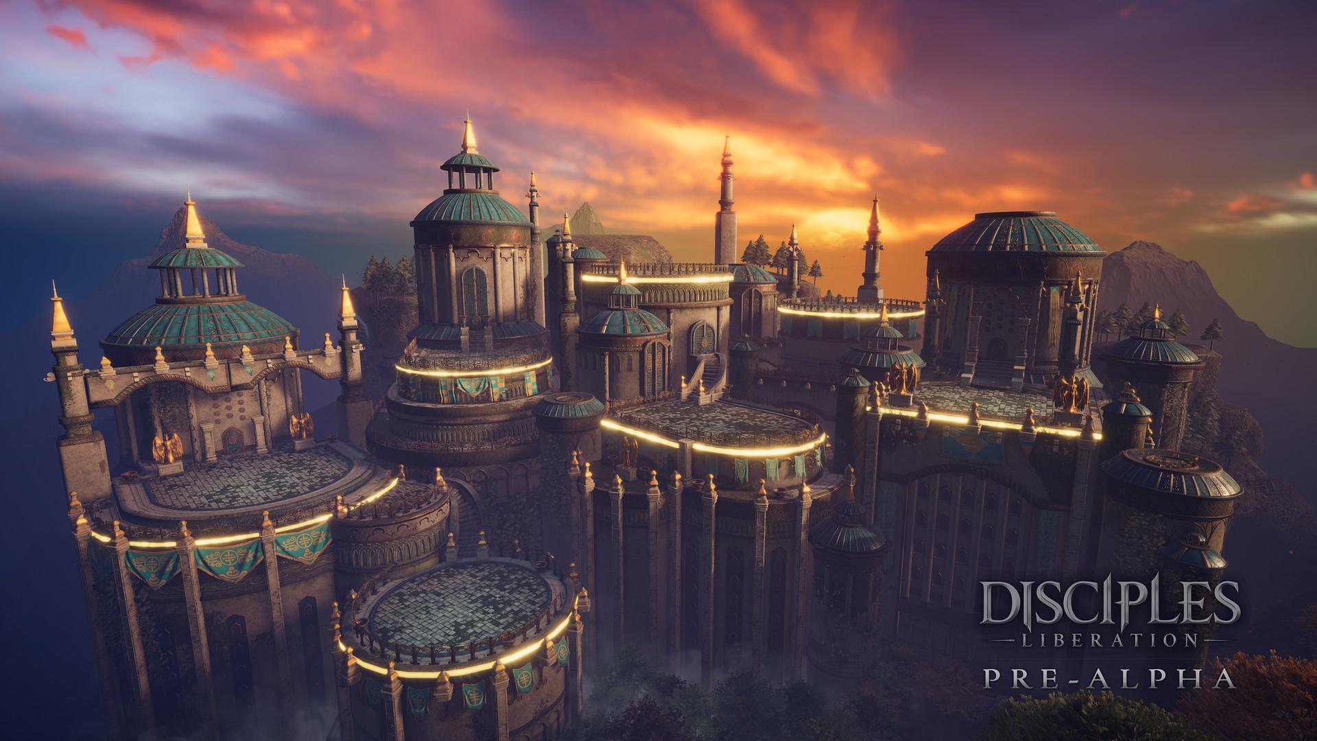 Всети появился трейлер новой Disciples. Теперь это RPG. Что? Да! 2