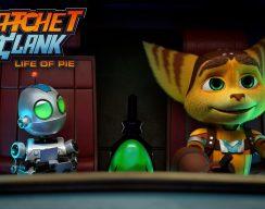 Находка: короткометражка Ratchet and Clank: Life of Pie