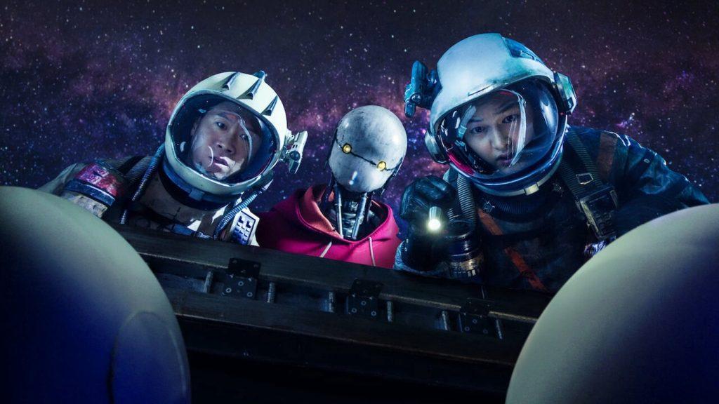 «Космические чистильщики»: корейская фантастика в духе «Светлячка»