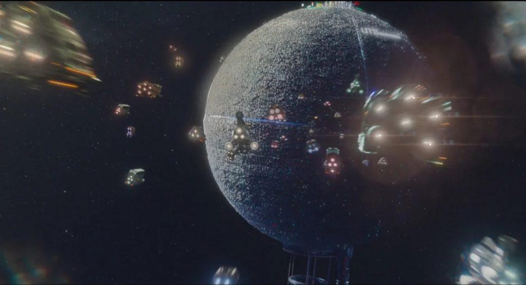 «Космические чистильщики»: корейская фантастика в духе «Светлячка» 5