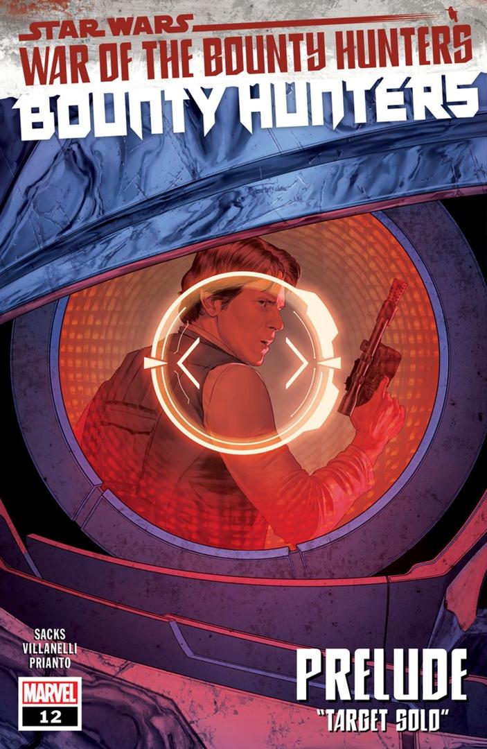 По«Звёздным войнам» выйдет комикс-кроссовер проБобу Фетта 9
