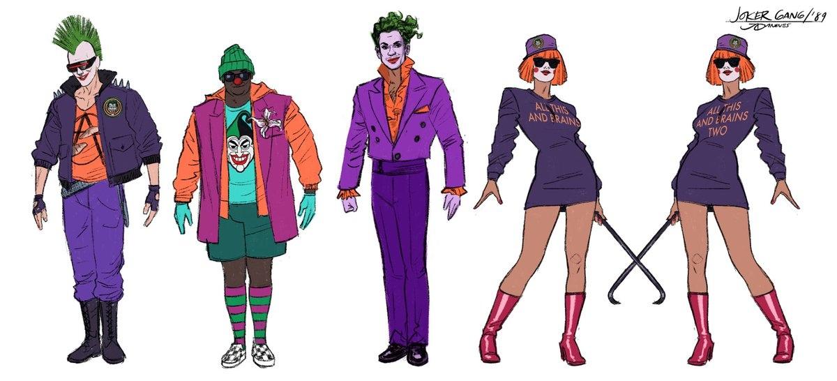 DC представила комиксы по«Супермену» и «Бэтмену» — продолжение фильмов Доннера и Бёртона 5