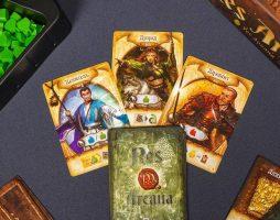 Res Arcana: быстрая настольная игра о битве волшебников 4