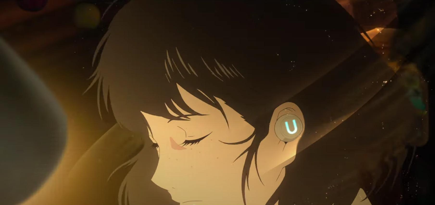 Тизер-трейлер аниме «Дракон и принцесса с веснушками» Мамору Хосоды