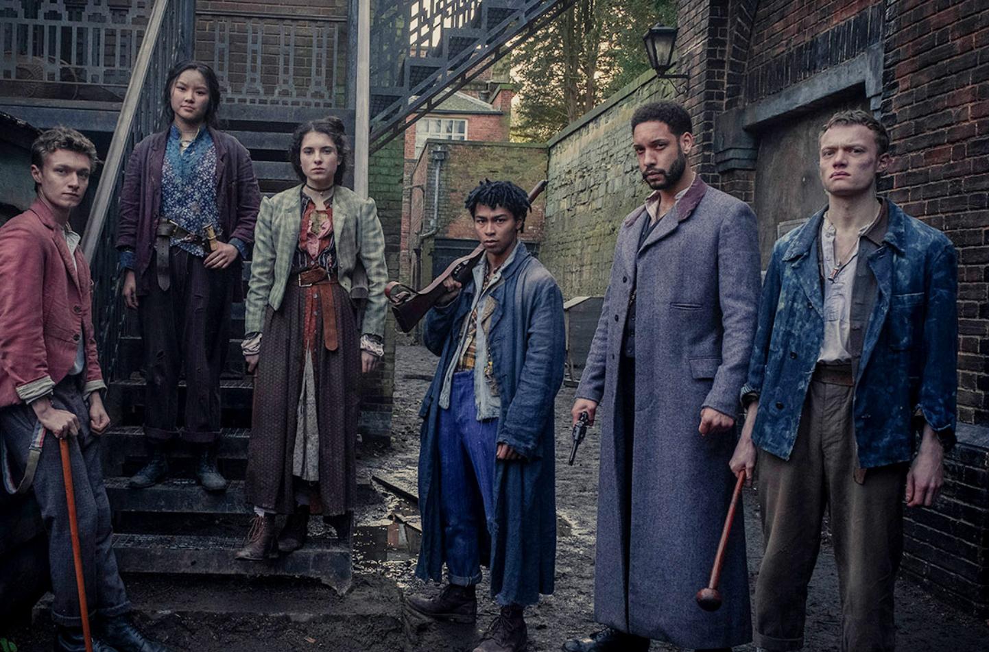 «Тьма окутала Лондон» — тизер мистического сериала во вселенной Шерлока Холмса