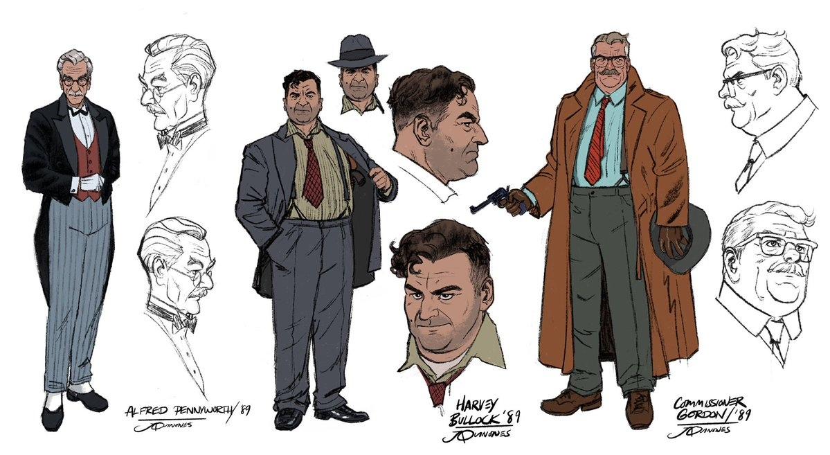 DC представила комиксы по«Супермену» и «Бэтмену» — продолжение фильмов Доннера и Бёртона 4