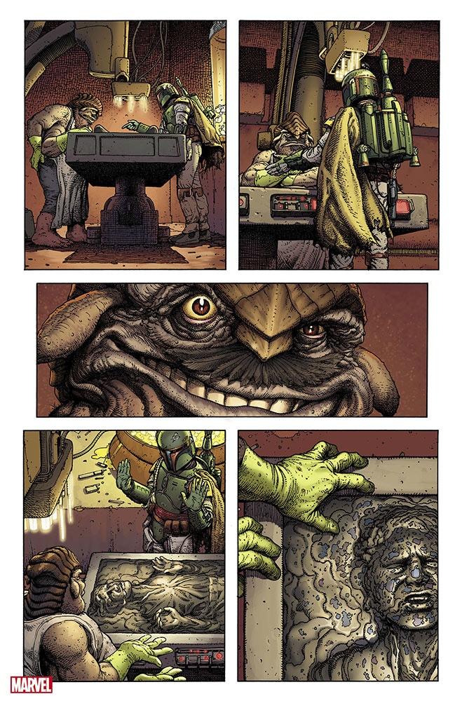По«Звёздным войнам» выйдет комикс-кроссовер проБобу Фетта 5