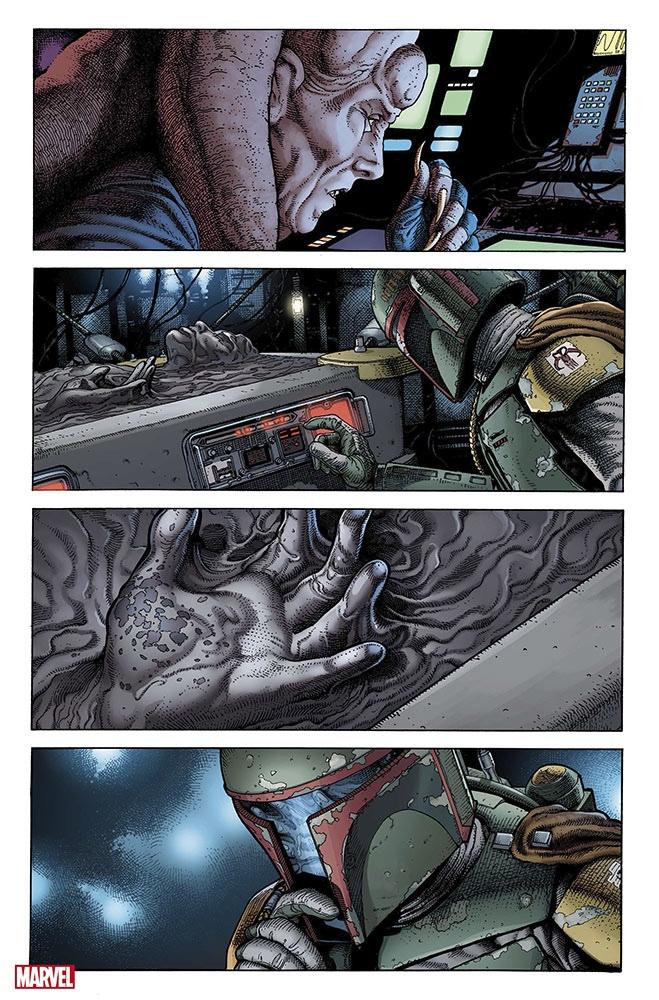 По«Звёздным войнам» выйдет комикс-кроссовер проБобу Фетта 4
