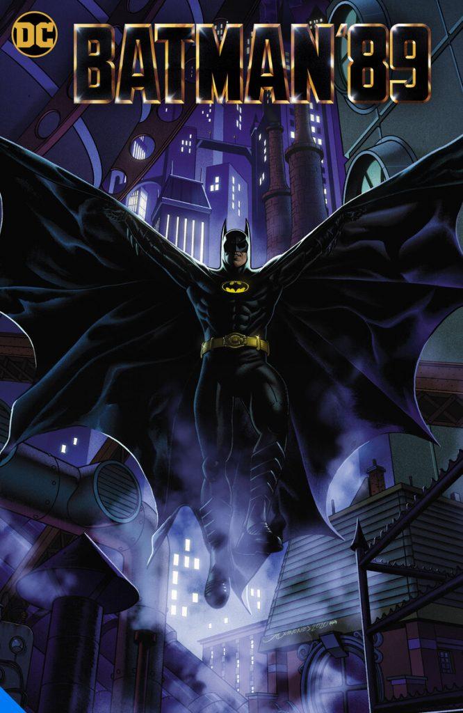 DC представила комиксы по«Супермену» и «Бэтмену» — продолжение фильмов Доннера и Бёртона 1