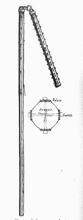 Моргенштерн, боевой цеп. История страшного оружия 5
