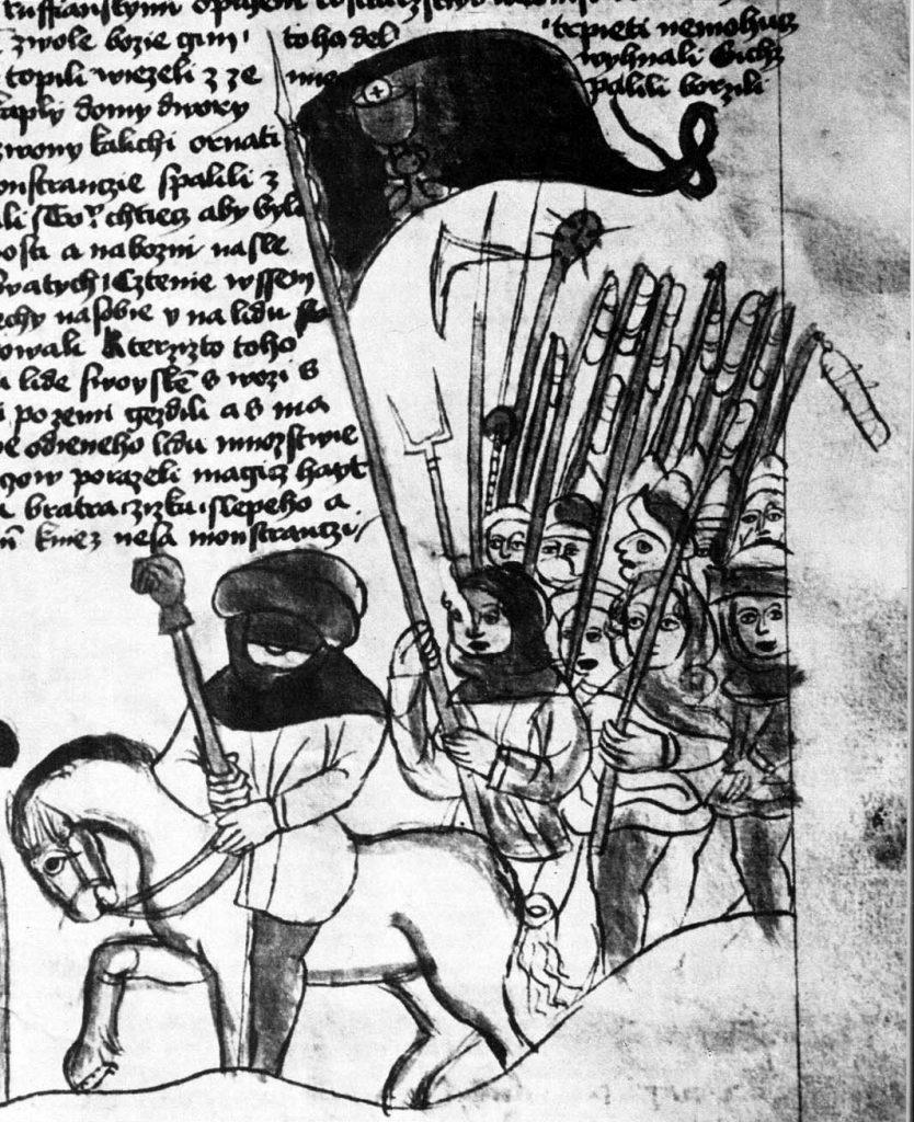 Моргенштерн, боевой цеп. История страшного оружия 18