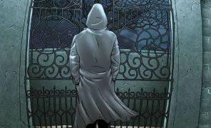 Читаем комикс «Неономикон. Двор»