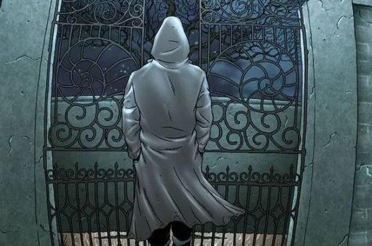 Читаем комикс «Неономикон»