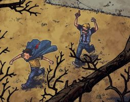 Читаем комикс «Призрак Страны Рождества и другие истории» Джо Хилла 6