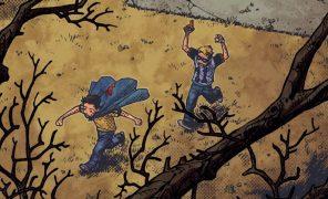 Читаем комикс «Призрак Страны Рождества и другие истории» Джо Хилла