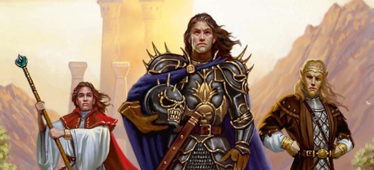 Что почитать: антология «Второе поколение» по Dragonlance и шестой омнибус историй проТёмного эльфа