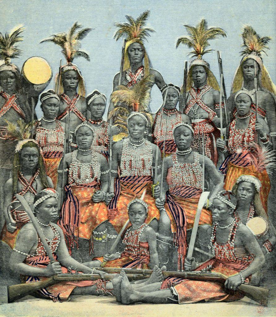 Амазонки: миф и реальная история 11