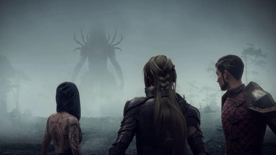 Всети появился трейлер новой Disciples. Теперь это RPG. Что? Да!