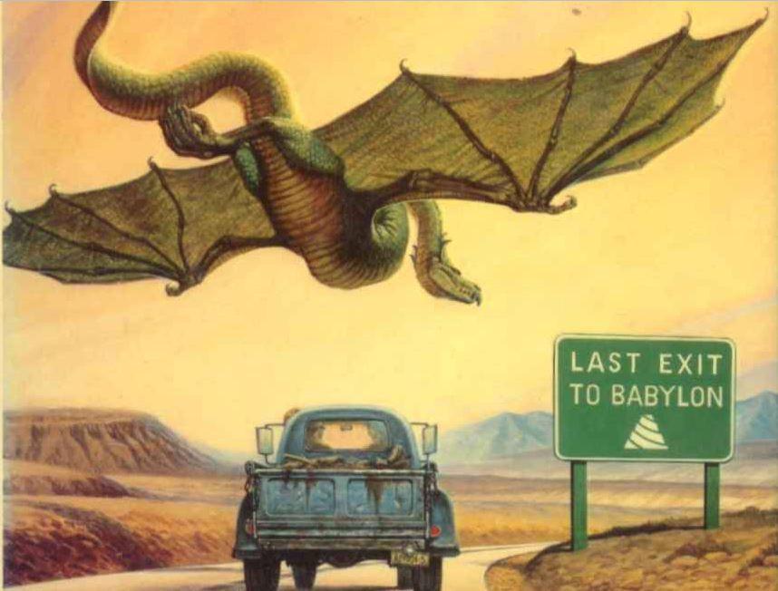 Джордж Мартин спродюсирует роман Роджера Желязны «Знаки дороги»