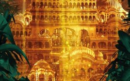 Читаем книгу «Золотая империя» Шеннон Чакраборти — финал «Трилогии Дэвабада» 1