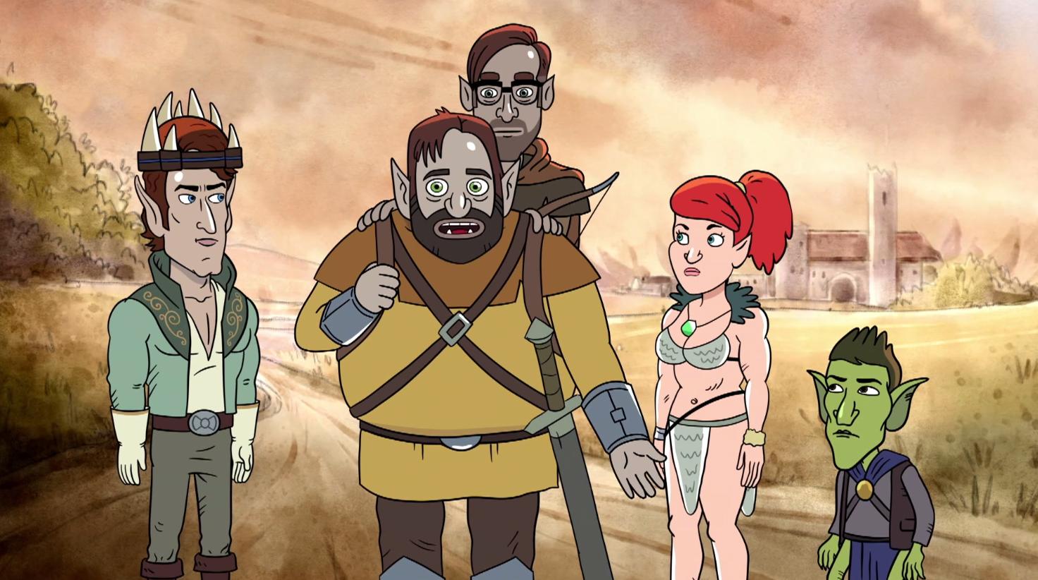 Дэн Хармон займётся комедийным мультсериалом проДревнюю Грецию