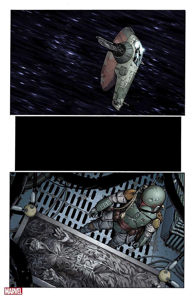 По«Звёздным войнам» выйдет комикс-кроссовер проБобу Фетта 2