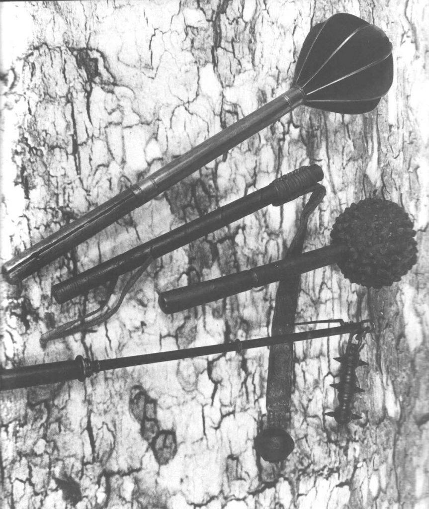 Моргенштерн, боевой цеп. История страшного оружия 21