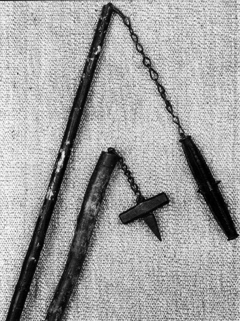 Моргенштерн, боевой цеп. История страшного оружия 1