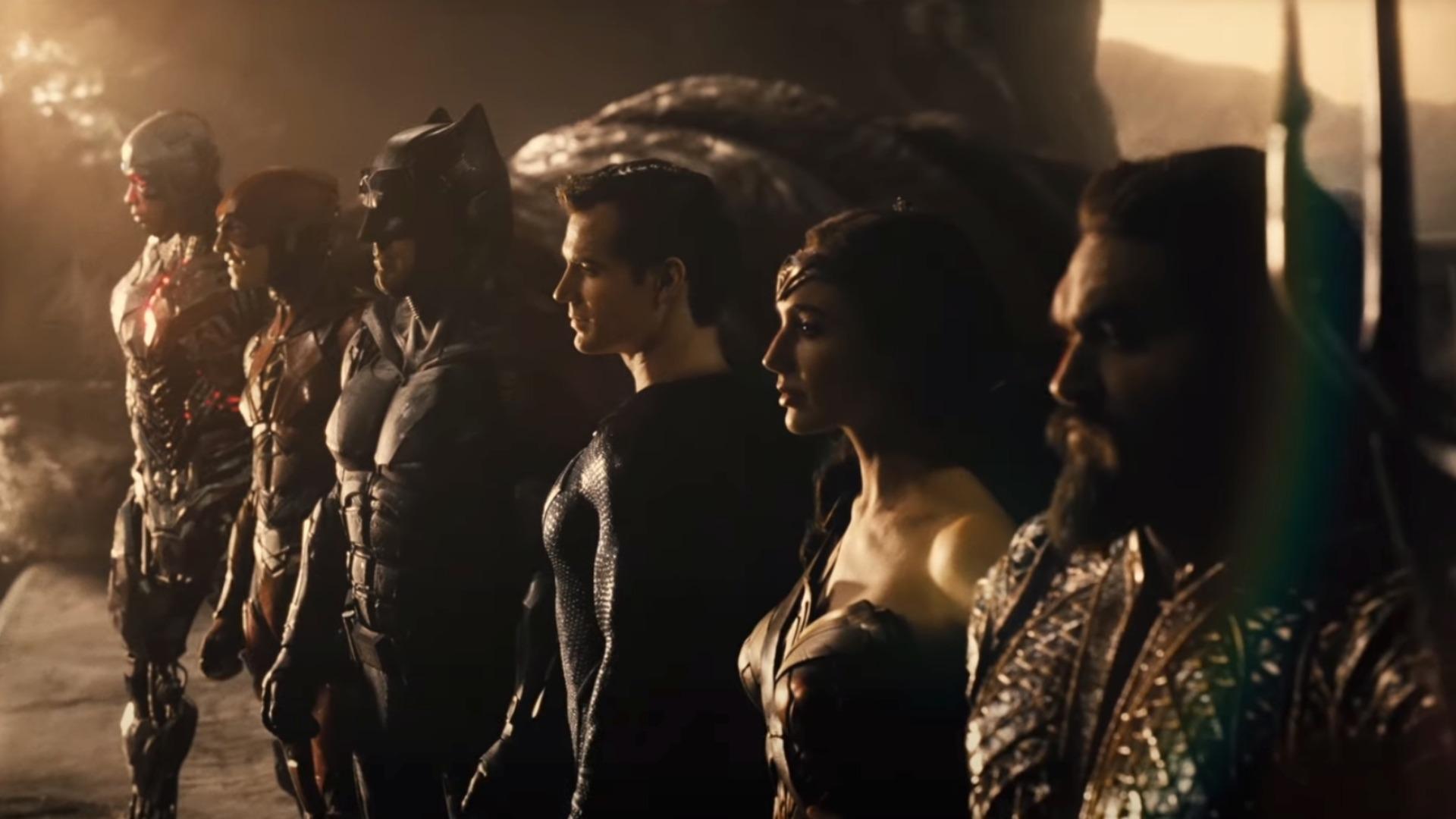 Утечка: новые трейлер и кадры режиссерской версии «Лиги справедливости»