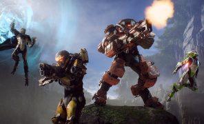 Покойся с миром: EA отменила перезапуск Anthem