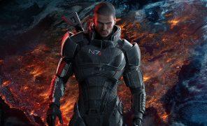 Генри Кавилл тизерит секретный проект. Ждем экранизацию Mass Effect?