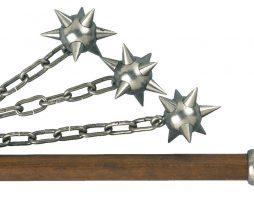 Моргенштерн, боевой цеп. История страшного оружия 14