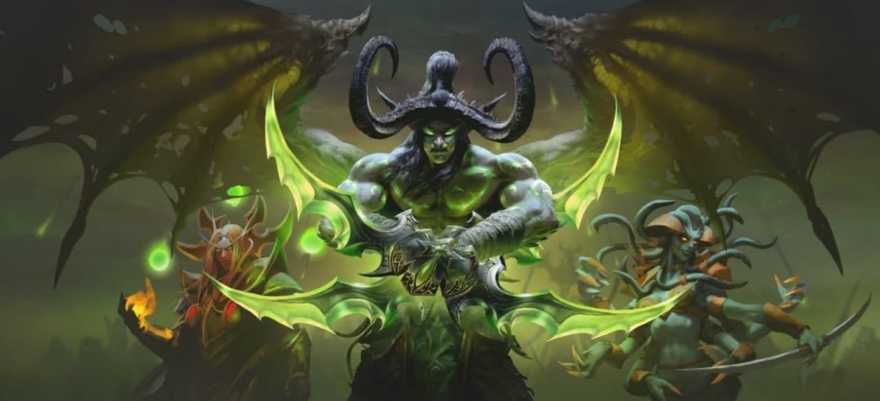 Утечка: детали WoW: The Burning Crusade и обновления для Shadowlands 3