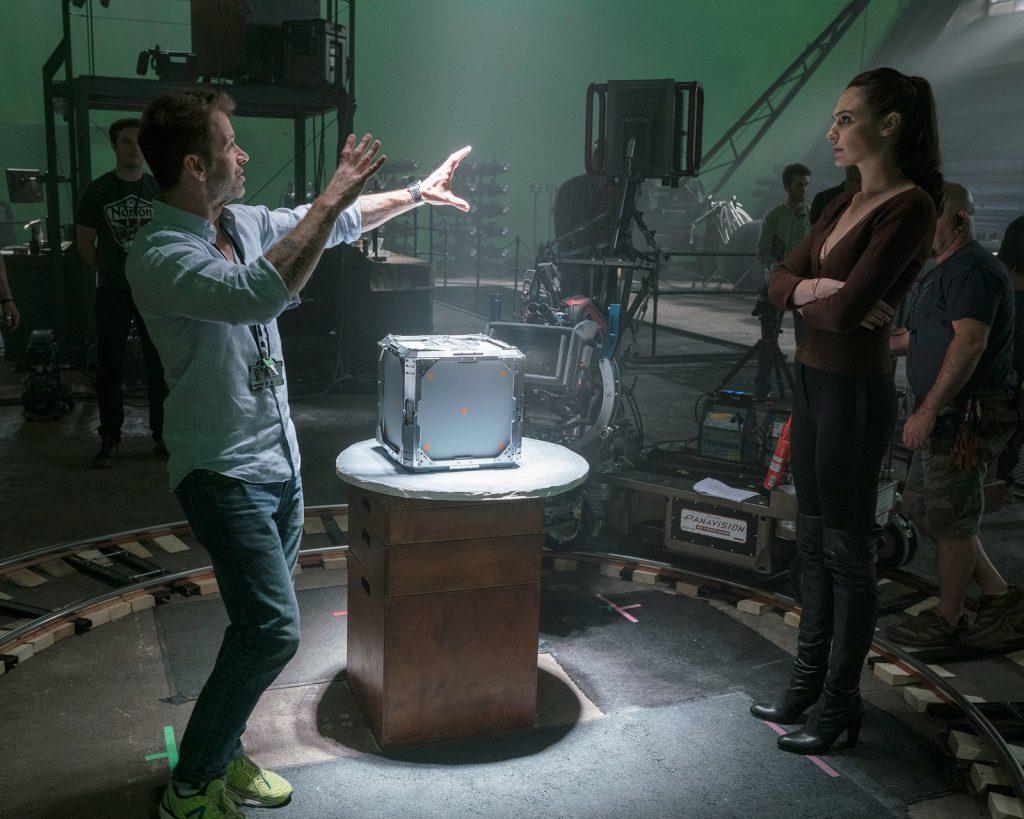 Снайдеркат: Как Зак Снайдер потерял, а потом вернул «Лигу справедливости» 2