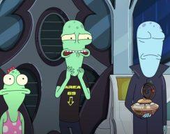 «Мы по-прежнему застряли наЗемле»: трейлер второго сезона мультсериала «Обратная сторона Земли» 1