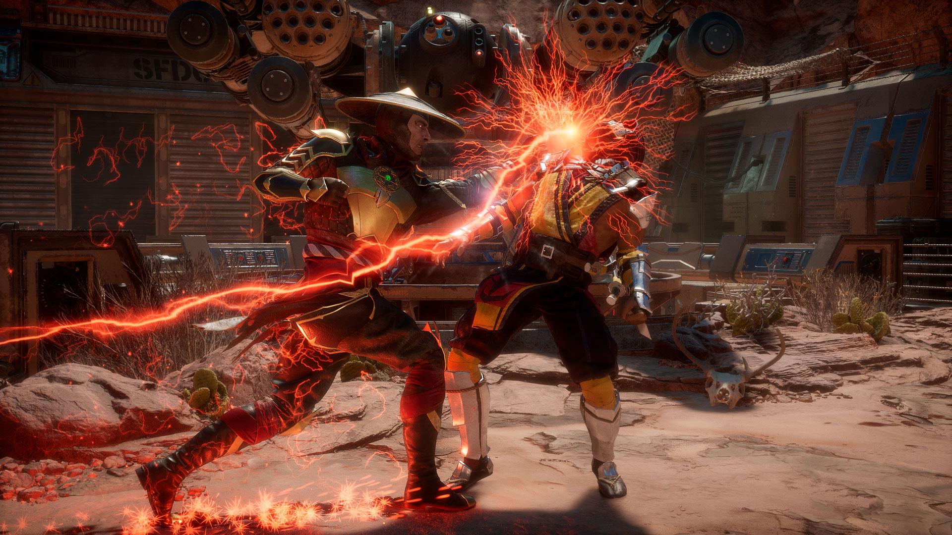 WB работает над детским мультсериалом по мотивам Mortal Kombat. Он крутой, но его хотят отменить 1