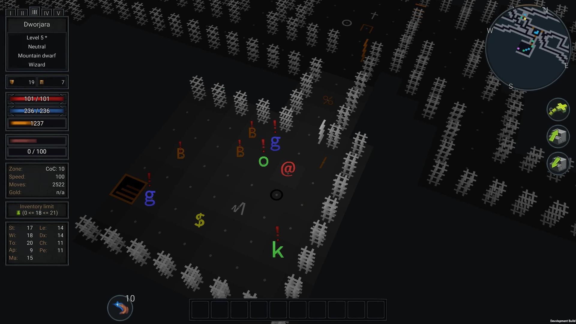 В раннем доступе вышел Ultimate ADOM — Caverns ofChaos. Это продолжение знаменитого «рогалика» 1
