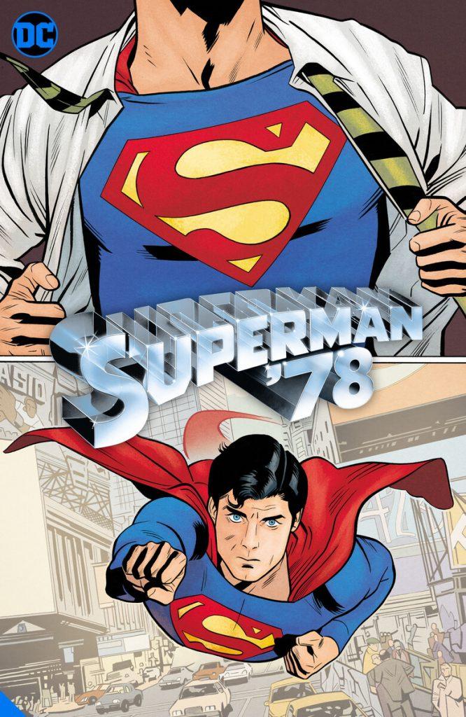 DC представила комиксы по«Супермену» и «Бэтмену» — продолжение фильмов Доннера и Бёртона 2