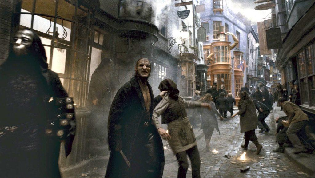 Сериалы по «Гарри Поттеру»: невероятные идеи для сценариев 11