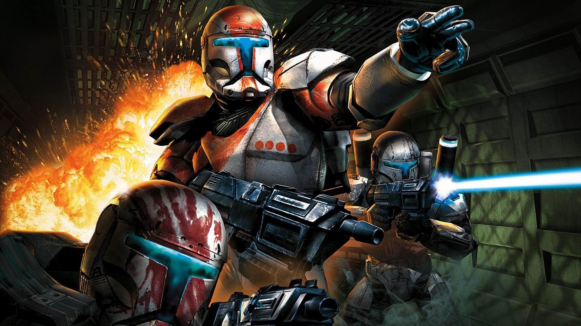 Похоже, шутер Star Wars: Republic Commando скоро выйдет на Nintendo Switch 1