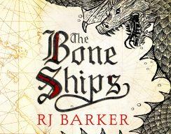 Читаем книгу «Костяные корабли»Р. Дж. Баркера