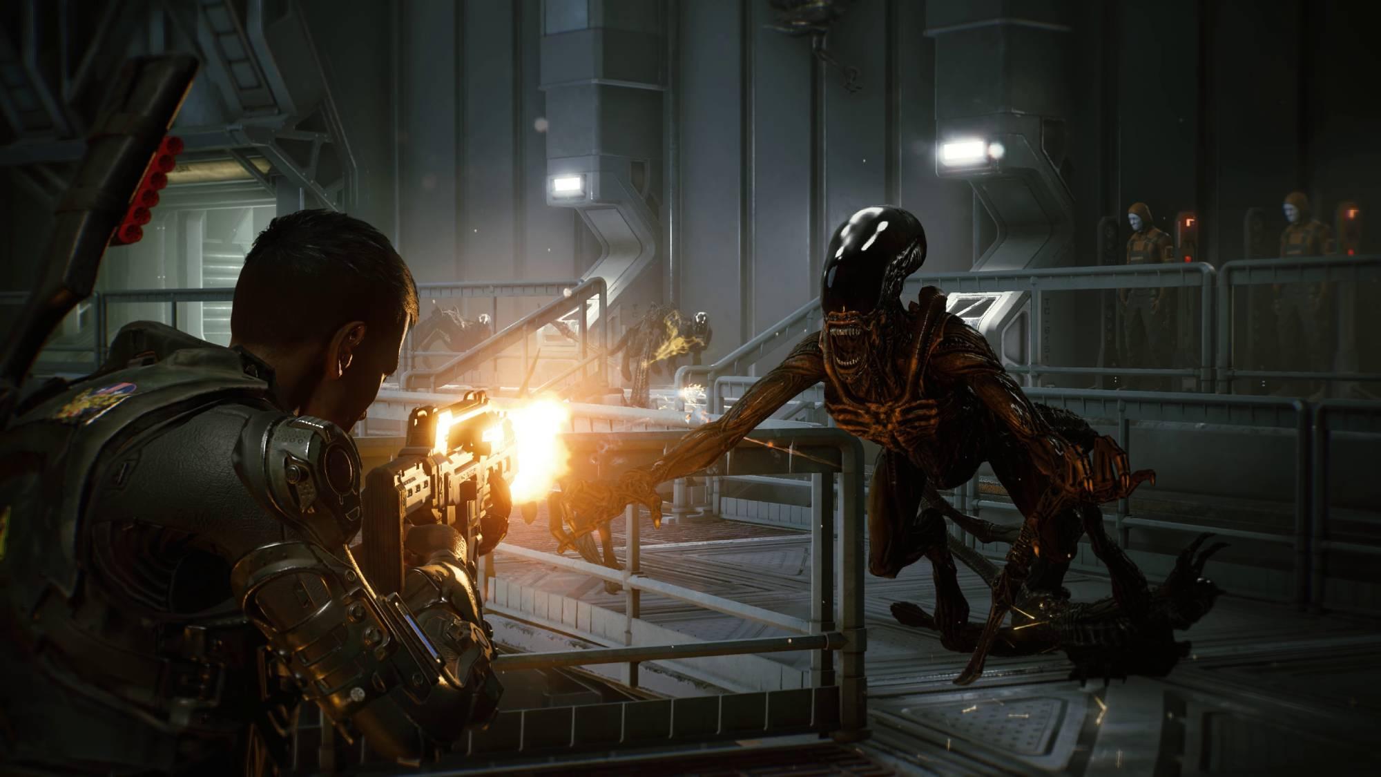 Cold Iron анонсировала кооперативный шутер Aliens: Fireteam 1