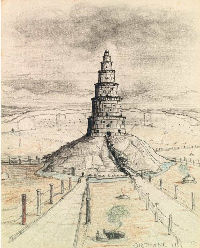 «Властелин колец» получит издание с 30 иллюстрациями Джона Р. Р. Толкина