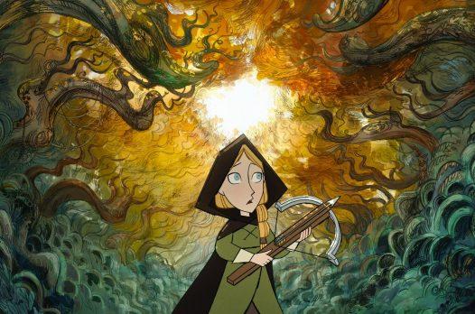 Мальчик Робин и злой Кромвель: что рассказали создатели «Легенды оволках» наонлайн-встрече