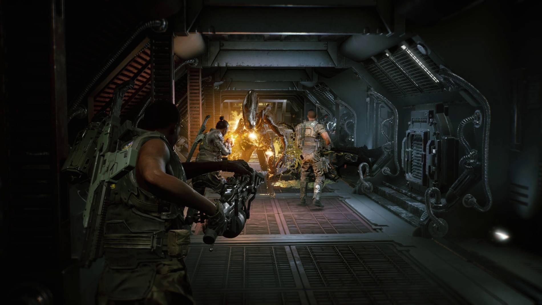 Cold Iron анонсировала кооперативный шутер Aliens: Fireteam 3
